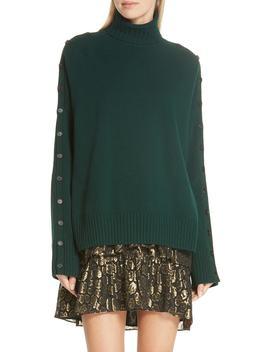 Crosley Merino Wool Turtleneck Sweater by A.L.C.