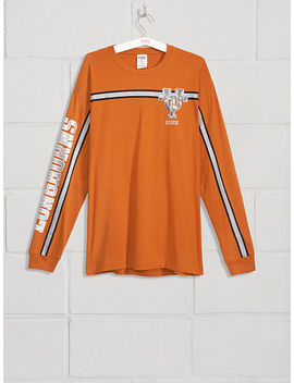 University Of Texas Bling Long Sleeve Campus Tee by Victoria's Secret