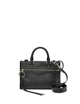 Micro Bedford Zip Satchel by Rebecca Minkoff