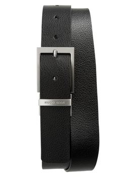 Reming Reversible Leather Belt by Boss