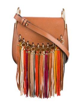 2016 Fringed Hudson Crossbody Bag by Chloé