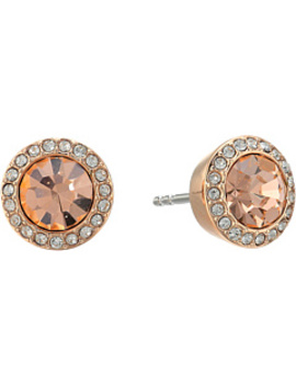 Clear Disk Studs by Michael Kors
