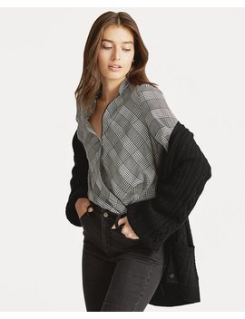Bishop Sleeve Cardigan by Ralph Lauren