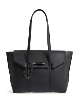 Barton Leather Tote by Mackage
