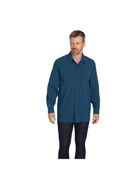 Dickies Men's Cooling Flex Long Sleeve Shirt by Dickies