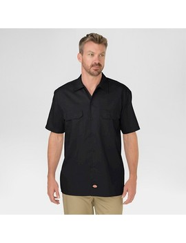 Dickies® Men's Original Fit Short Sleeve Twill Work Shirt by Dickies