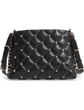 Candystud Quilted Leather Shoulder Bag by Valentino Garavani