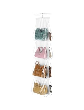 Whitmor Handbag File Clear by Whitmor