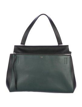 Medium Edge Bag by Céline