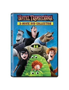 Hotel Transylvania 1, 2 & 3 (Dvd) by Target