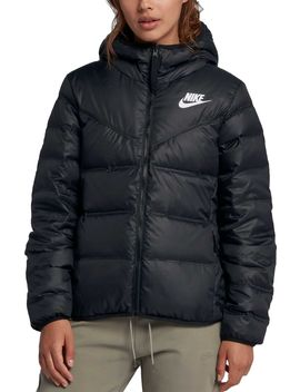 Nike Women's Sportswear Windrunner Reversible Down Fill Jacket by Nike
