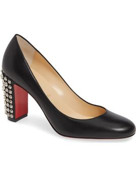Marimalus Spike Heel Pump by Christian Louboutin