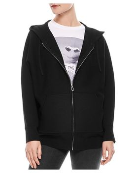 Acanthe Love Hoodie by Sandro