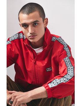 Obey Eyes Track Jacket by Pacsun