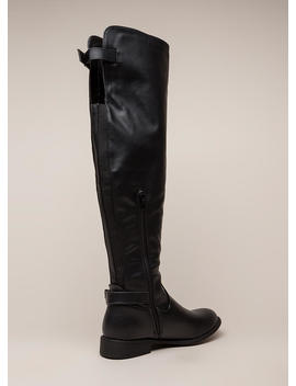 Stallion Thigh High Riding Boots by Go Jane