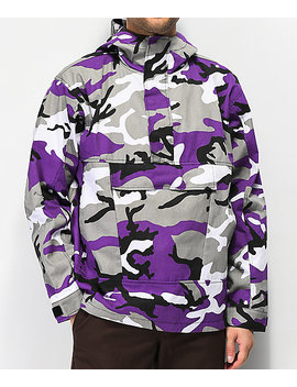 Rothco Ultra Violet Anorak Jacket by Rothco