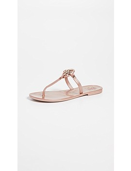 Mini Miller Flat Thong Sandals by Tory Burch