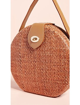 Peyton Straw Bag by Kayu