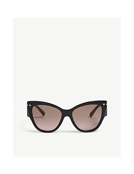 Va4028 Cat Eye Frame Sunglasses by Valentino