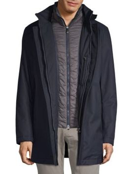Joxtech 2 In 1 Jacket & Quilted Liner by Hugo Boss