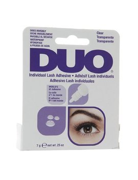 Duo Individual Lash Adhesive, Clear, 0.25 Oz by Duo