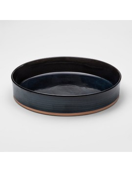 Decorative Tray   Blue   Threshold™ by Shop Collections