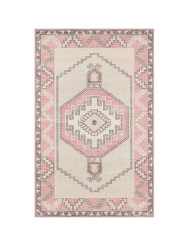 Union Rustic Moyer Indoor Pink Area Rug & Reviews by Union Rustic