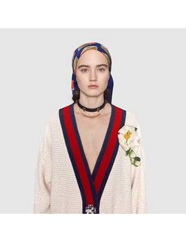 """L'aveugle Par Amour"" Necklace by Gucci"