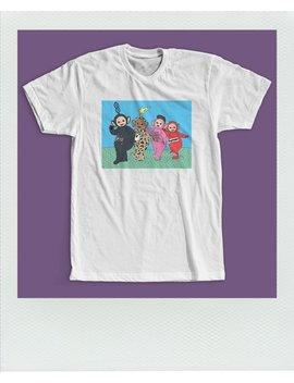 Teletubbies Say Eh Oh T Shirt / Teletubbies Shirt / Cartoon Shirt / 90s Tshirt / 90s Tee / Tumblr Tshirt / by Etsy
