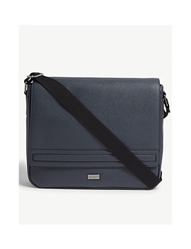 Ted Baker Tokey Crossgrain Despatch Bag by Ted Baker