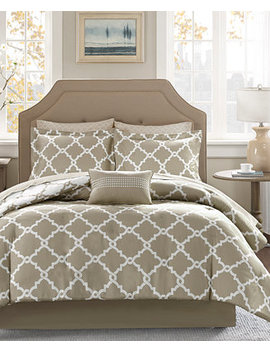 Merritt Reversible 9 Pc. Full Comforter Set by Madison Park Essentials