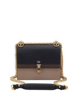 Kan I Small Mixed Shoulder Bag by Fendi