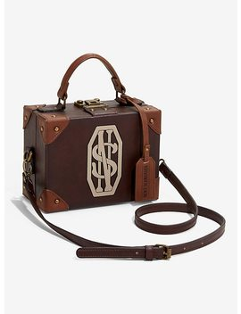 Fantastic Beasts: The Crimes Of Grindlewald Newt's Trunk Crossbody Bag by Hot Topic