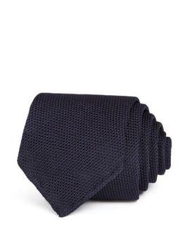 Grenadine Classic Tie by Drake's