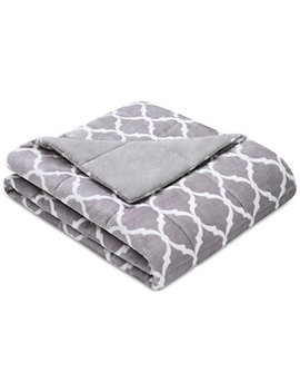 """Ogee 60"""" X 70"""" Oversized Down Alternative Throw by Madison Park"""