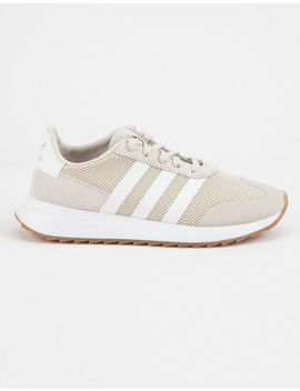 Adidas Flashback Clear Brown & White Womens Shoes by Adidas