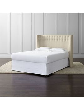 Gia Upholstered Headboard by Crate&Barrel