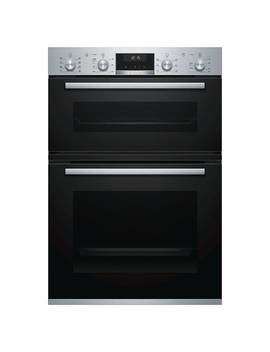 Bosch Mba5350 S0 B Built In Double Oven, Stainless Steel by Bosch