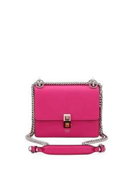Kan I Mini Studded Shoulder Bag by Fendi