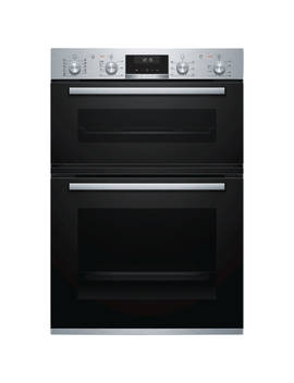Bosch Mba5575 S0 B Built In Double Oven, Stainless Steel by Bosch