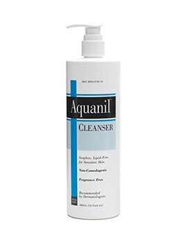 Aquanil Lotion A Gentle, Soapless Lipid Free Cleanser   16 Fl Oz by Aquanil
