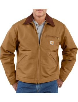 Carhartt Men's Duck Detroit Jacket by Carhartt