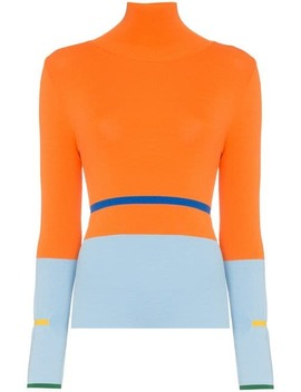 Colour Block Sweater by I Am Chen