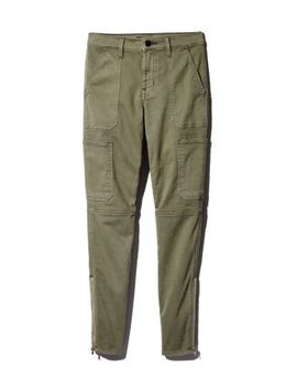 Skinny Utility Pants In Castor Gray by J Brand