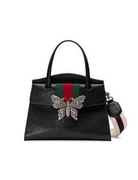 Gucci Totem Medium Top Handle Bag by Gucci