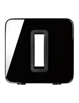 Sonos Sub Wireless Subwoofer, Black by Sonos