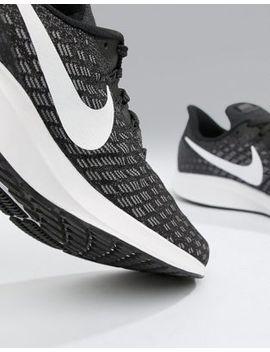 Nike Running Air Zoom 35 Pegasus Sneakers In Black 942851 001 by Nike