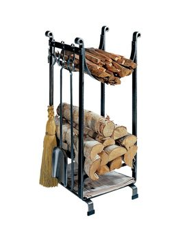 Hearthside Wood Rack by L.L.Bean