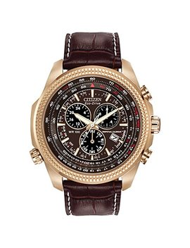 Citizen Men's Eco Drive Chronograph Watch With Perpetual Calendar And Date, Bl5403 03 X by Citizen