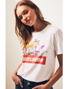 Nickelodeon T Shirt by Pacsun